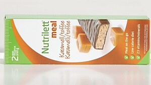 Nutrilett Meal Karamell/toffee