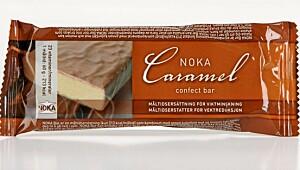 Noka Caramel confect