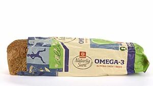 Bakers Naturlig sunt omega-3 ekstra grovt brød