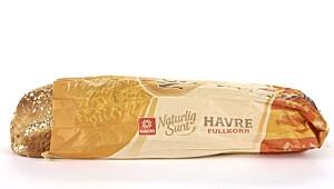 Bakers Naturlig sunt havre fullkorn
