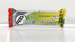 PF Diet Bar Low Carb Strawberry Crisp