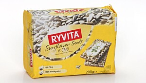Ryvita sunflower seeds and oats