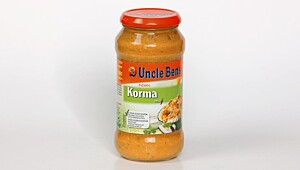Uncle Bens Korma
