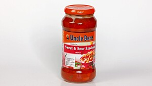 Uncle Bens Sweet & Sour Szechuan