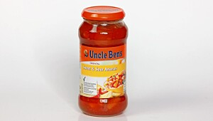 Uncle Bens Sweet & Sour Ananas