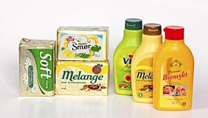 Smør og margarin
