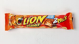 Lion Peanut 2pack