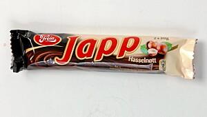 Freia Japp Hasselnøtt