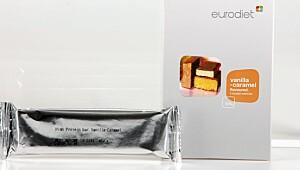 Eurodiet Vanilla caramel