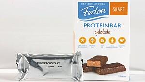 Fedon Shape Proteinbar sjokolade