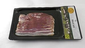 Grøstad Tørrsaltet bacon