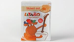 Litago mild brunost