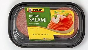 Tulip Hvitløk salami