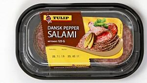 Tulip Dansk pepper salami