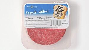 Nordfjord Dansk Salami