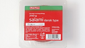 FirstPrice Salami dansk type