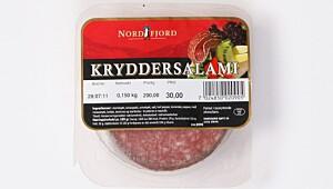 Nordfjord Kryddersalami