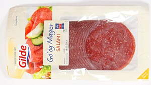 Gilde Go' og Mager salami