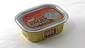 Mills Bacon-leverpostei