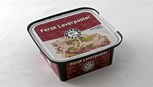 Euroshopper Fersk leverpostei