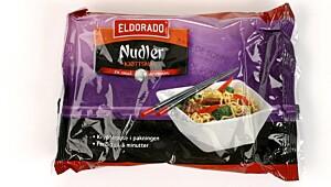Eldorado Nudler med kjøttsmak