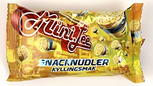 Mini.Lee Snacknudler kyllingsmak