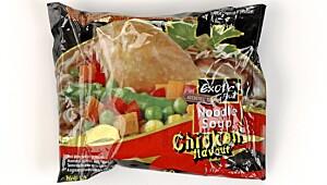Exotic food Noodle soup Chicken flavour
