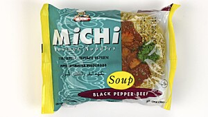 Michi Instant Black Pepper Beef