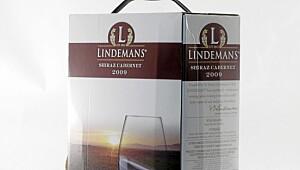 Lindemans Shiraz Cabernet 2009