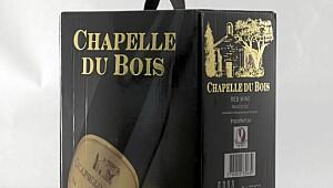 Chapelle du Bois 2008