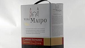 Viña Maipo Cabernet Sauvignon 2009