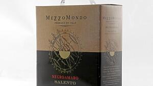 Mezzomondo Negroamaro