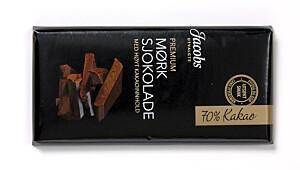 Jacobs premium mørk sjokolade