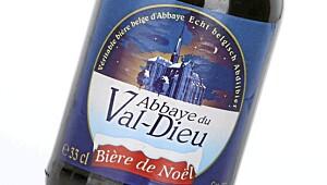 Abbaye du Val-Dieu Bière de Noël