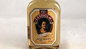 Fru Lysholm Aquavit