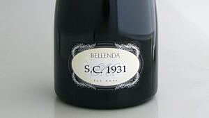 SC 1931 Prosecco di Conegliano-Valdobbiadene Brut 2009
