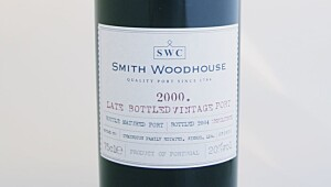 Smith Woodhouse Late Bottled Vintage Port 2000