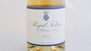 Royal Tokaji 5 Puttonyos Aszú 2007