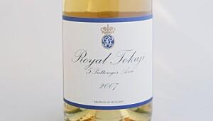 Royal Tokaji 5 Puttonyos Aszú 2007