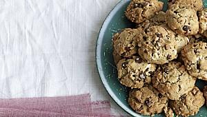 Sjokoladecookies med marshmallows