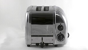 Dualit toaster 2 skiver