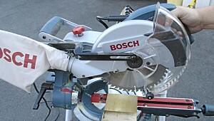 Test av Bosch gcm 8s