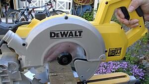 Test av Dewalt DW 777