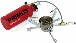 Brenneren fra Primus er best i test