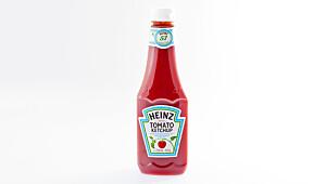 Heinz Tomato Ketchup – mindre sukker og salt