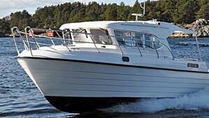 Ny Viknes-modell sjøsatt