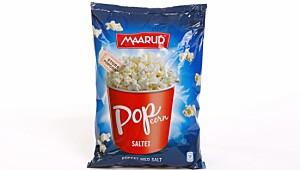 Maarud Popcorn