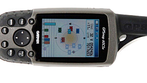 Garmin GPSMAP 60SX