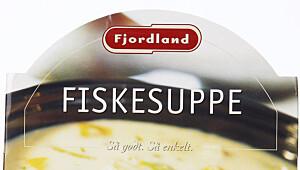 Fjordland fiskesuppe