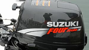 Suzuki DF10